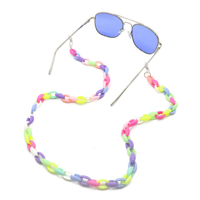 Retro Candy Sunglasses Chain Multi
