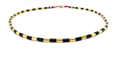 Roma Color Block Necklace