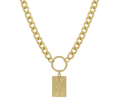 Emaria Necklace With Charm