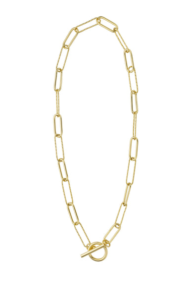 Bel Air Pendant Gold Plated 42cm