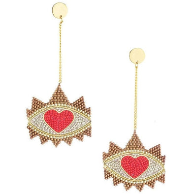 In Love Earrings