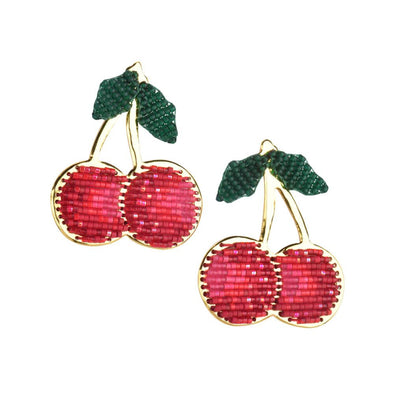 Lucky Cherries Earrings
