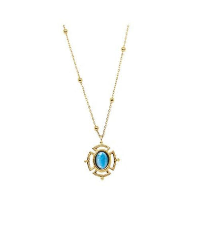 Collier Victoria Turquoise
