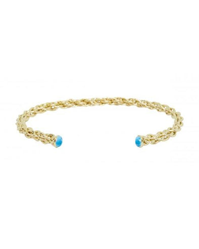 Oreade Bangle Turquoise