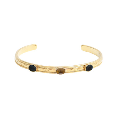 Thais Bangle Oeil De Tigre