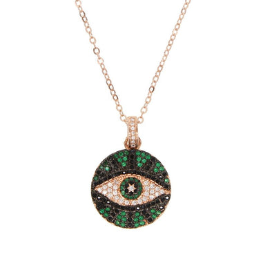 Full Eye Necklace