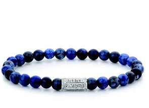 R&R Bracelet - Midnight Blue - 6Mm