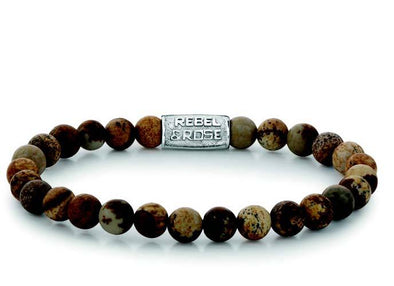 R&R Bracelet - Woodstock - 6Mm