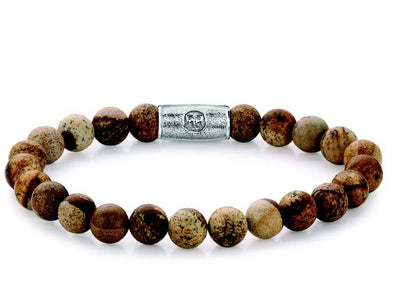 R&R Bracelet - Woodstock - 8Mm