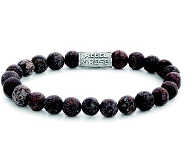 R&R Bracelet - Mad Brown Sugar - 8Mm