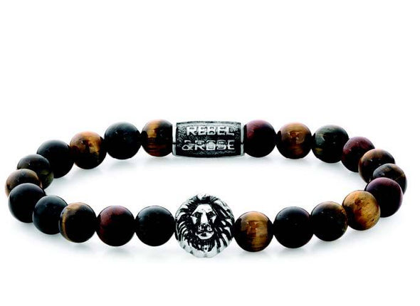 R&R Bracelet -  Who'S Afraid Of The Lion - Silver
