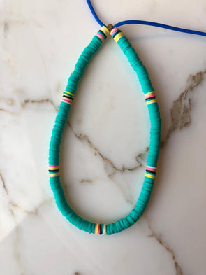Surfer Choker All Green