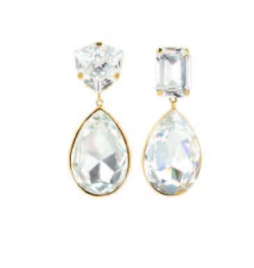 Dynasty Crystal Earrings