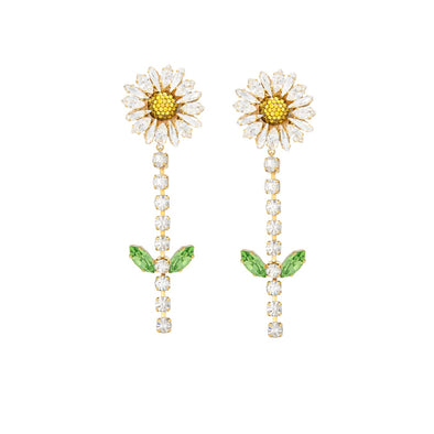 Margot Crystal Earrings