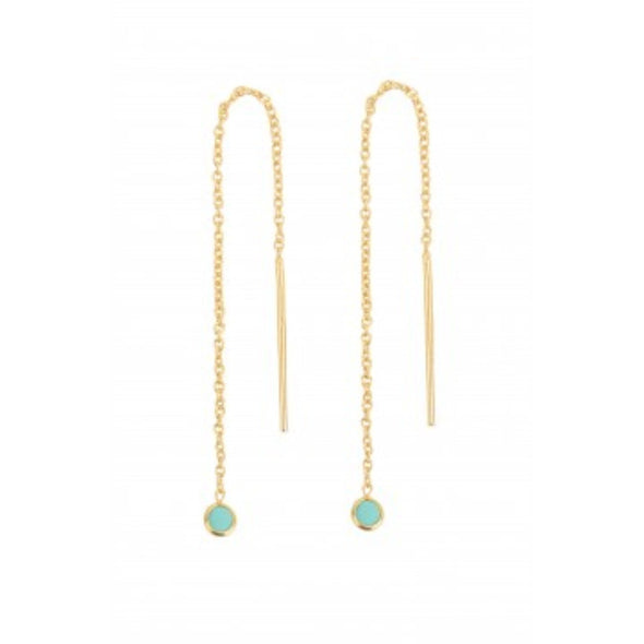 Bo Riviere 1 Pierre Turquoise -