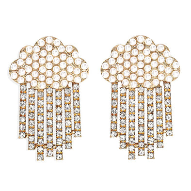 Ever Earrings With Pearls