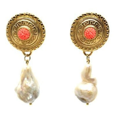 Maiandros Baroque Earrings