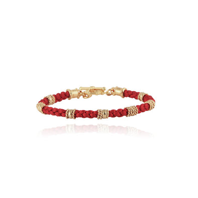 Marquise Bracelet Small Gold