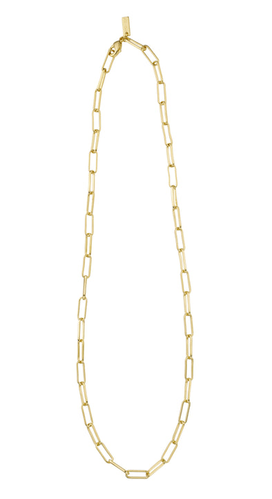 Necklace Venice Long Link Chain 52cm