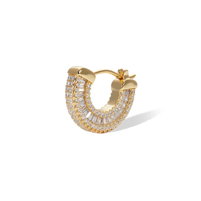 Ada Gold Vermeil Single Earring
