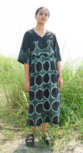 Clamp Dyed Handcrafted Dress