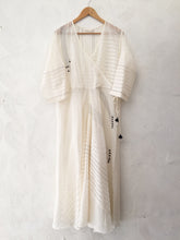 Handwoven Chanderi Flared Kurta with pants