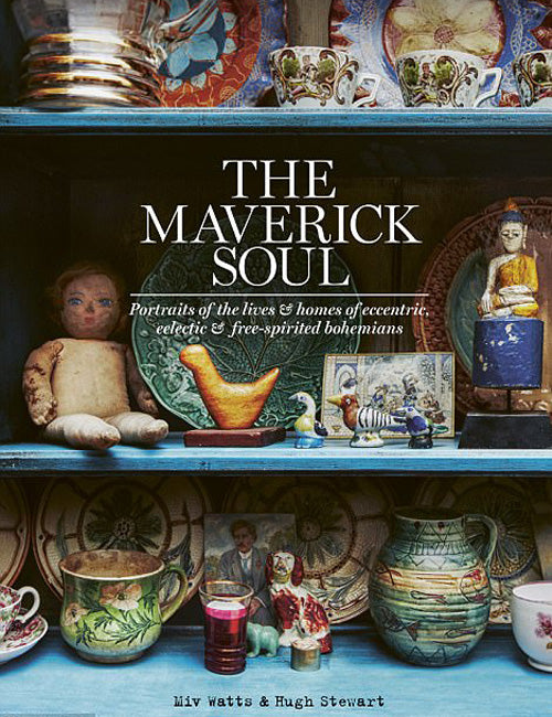 Maverick Soul Book Cover