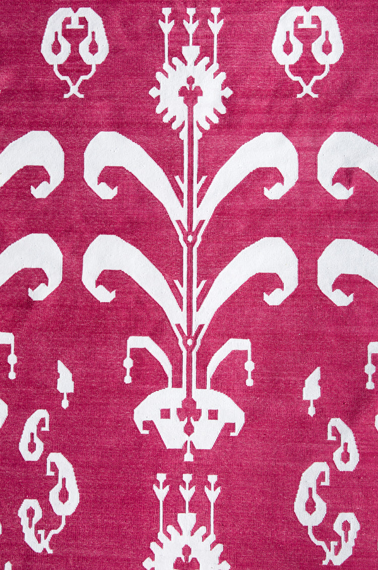 Khiva Dhurrie Rug by Bombay Sprout, Norfolk