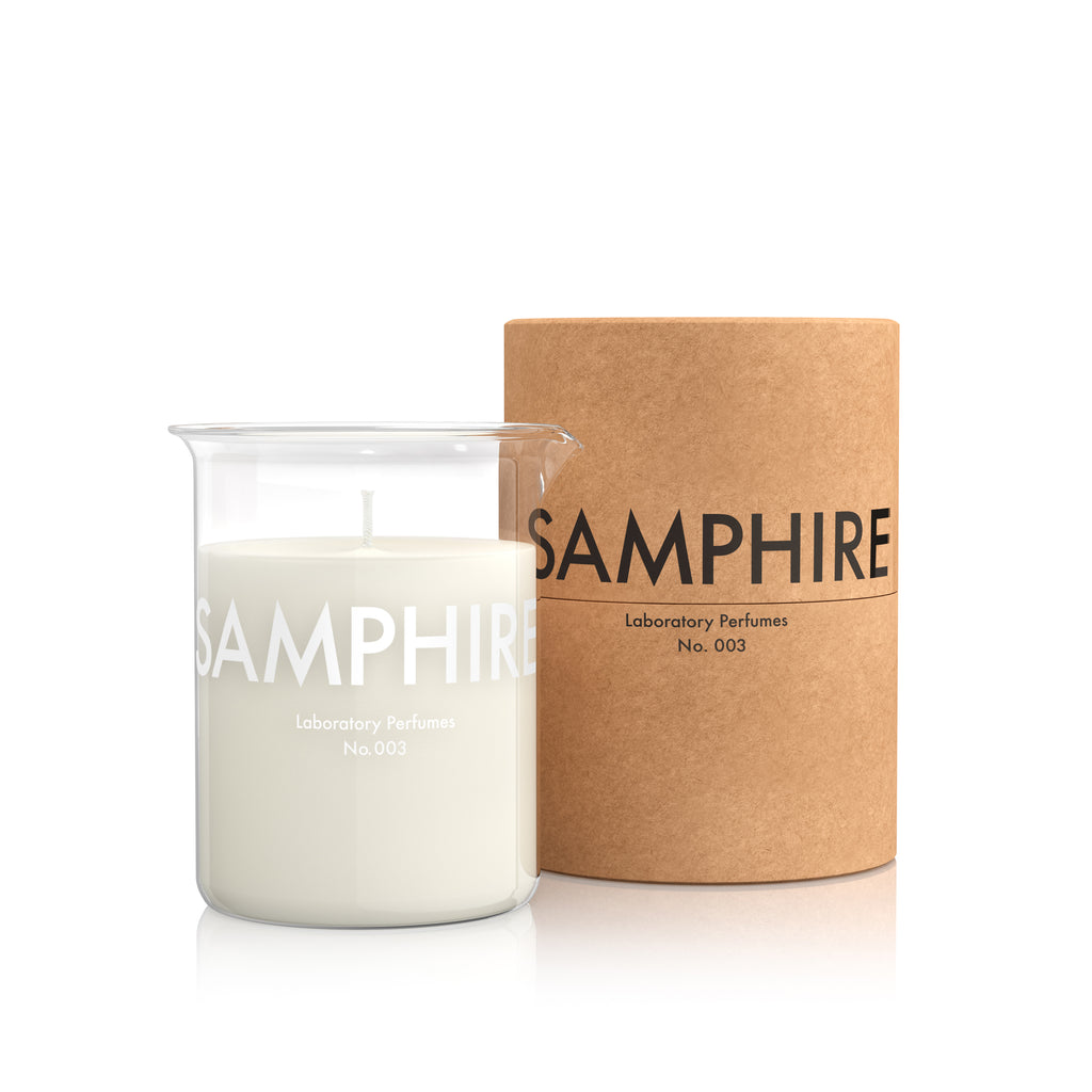 Samphire Scented Candle