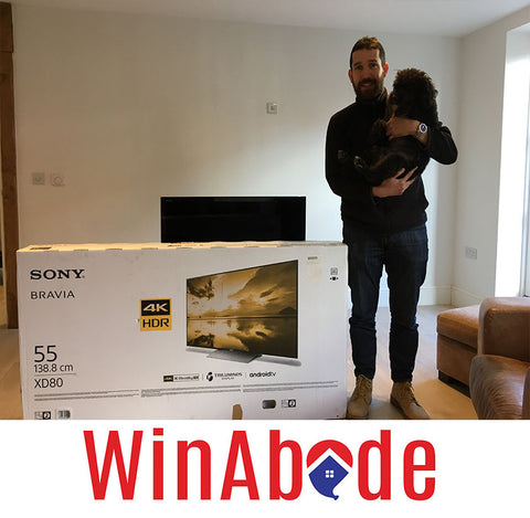 Victor-Wins-A-TV-On-WinAbode