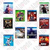 Win A Ten Video Game Bundle