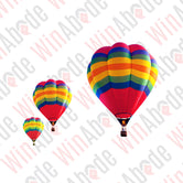 Win A Hot Air Ballooning Experience For 2