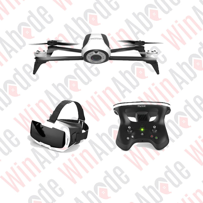 Win A PARROT Bebop 2 FPV Drone with SkyController 2