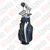 Win A Macgregor Golf Set