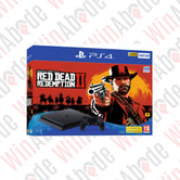 Win A Read Dead Redemption PS4 Bundle