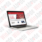 Win An Apple Macbook Air