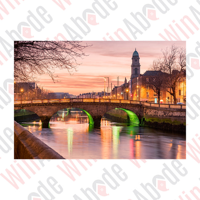 Win A Luxury holiday To Dublin