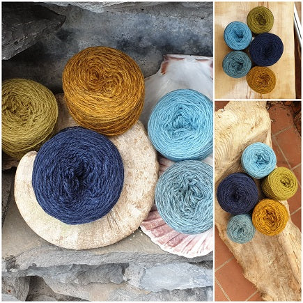 Uradale Yarns - Katie's Kep kit