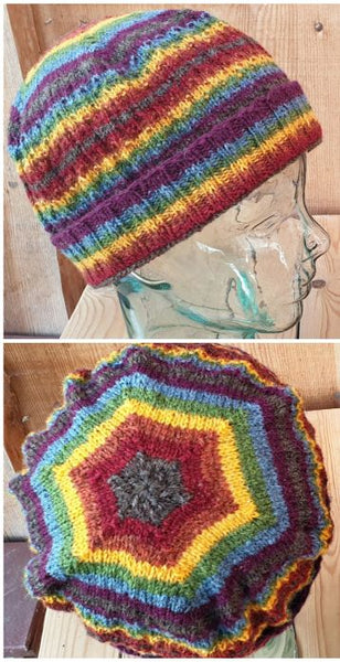 Rainbow Kep II pattern