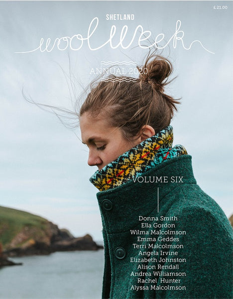 Shetland Wool Week Annual 2020 (Volume 6)