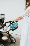 Green Envy Pram Bag