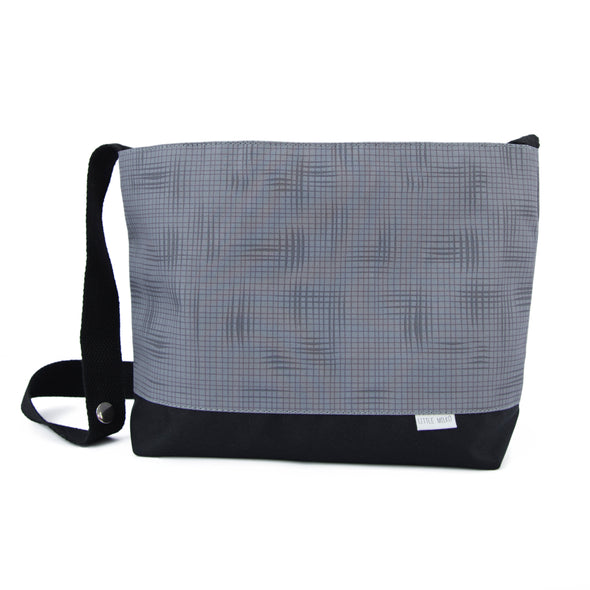 Gridlock Grey Pram Bag