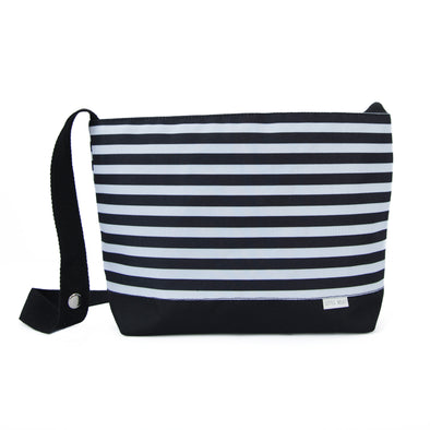 Zebra Crossing Pram Bag