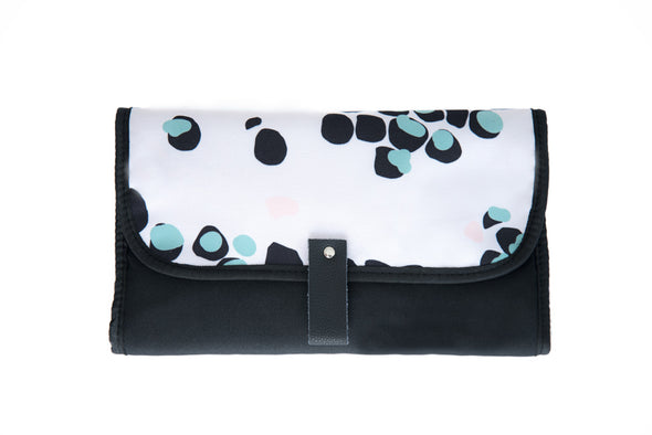 Just Peachy Nappy Change Clutch