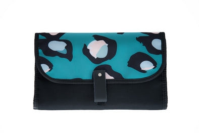 Green Envy Nappy Change Clutch
