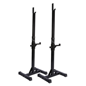 Home Gym Squat Rack - Built With Adjustable Pins