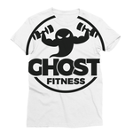 Casper The Swoly Ghost Fitness Sublimation Performance Powerlifting T-Shirt - Ghost Fitness