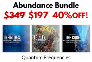 Abundance Frequencies - BUNDLE DISCOUNT 40% OFF