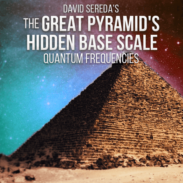 The Great Pyramid's Hidden BASE Scale Package
