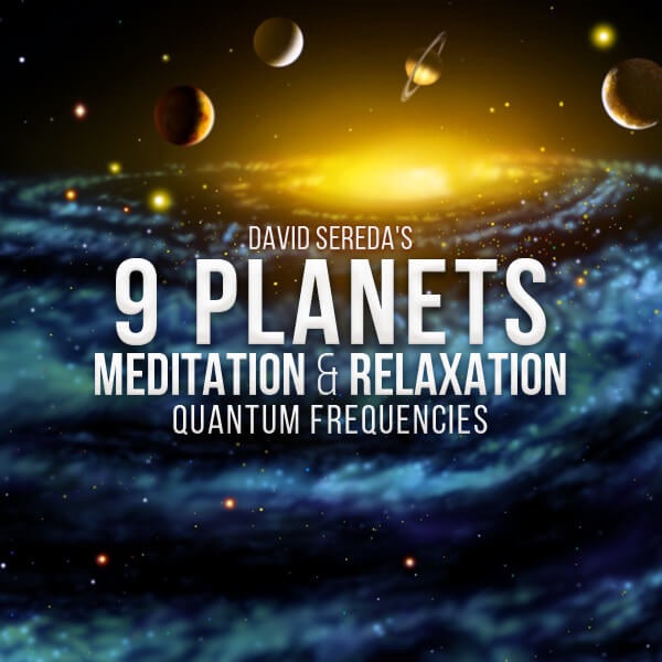 9 Planets Meditation Frequency Package